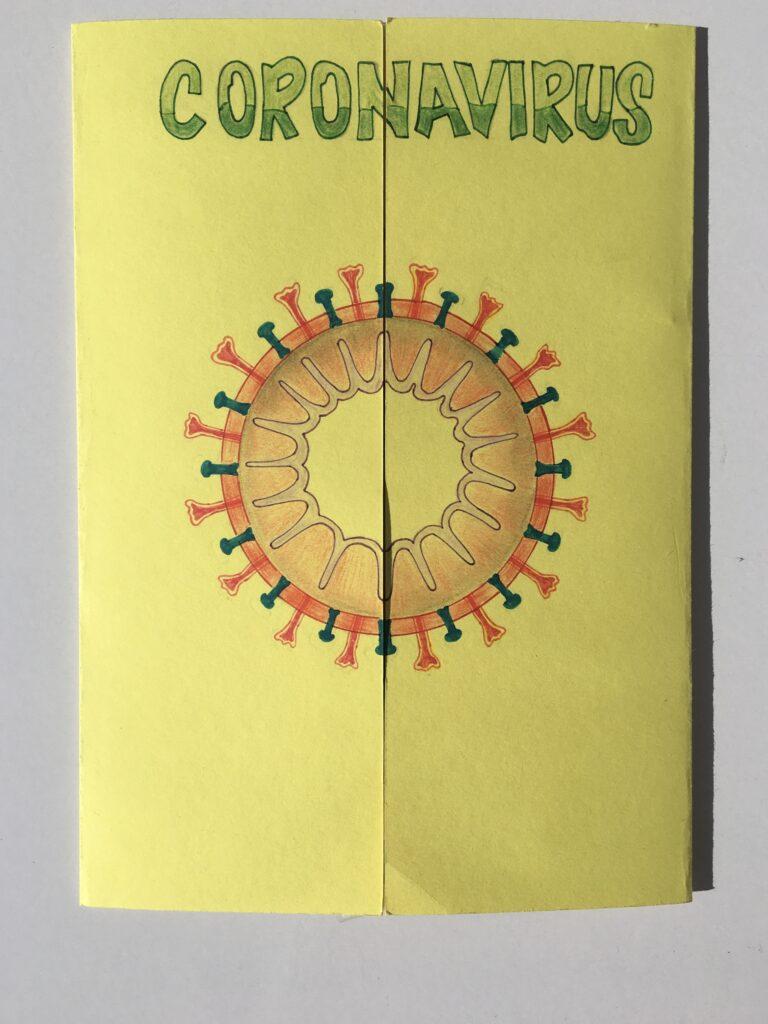 Lapbook coronavirus